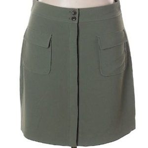 Casual mini skirt
